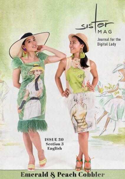 sisterMAG No. 30-3 / August 2017