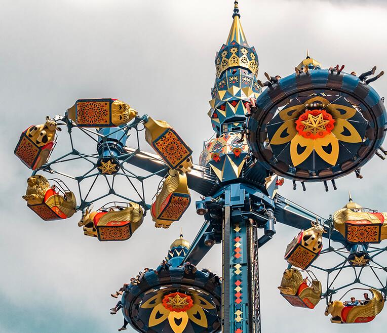 Entdecke deine Fantasie – 7 magische Freizeitparks aus aller Welt