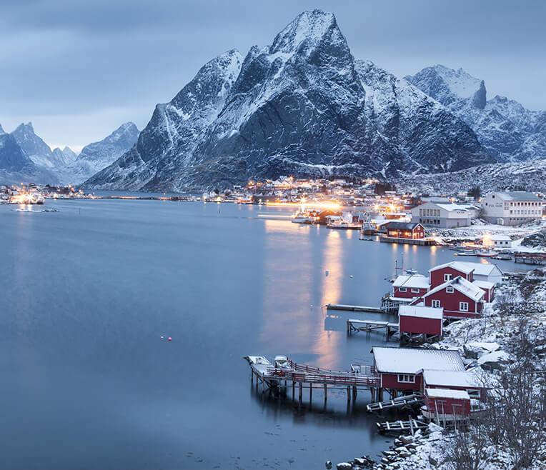 Wie man einen norwegischen Winter überlebt