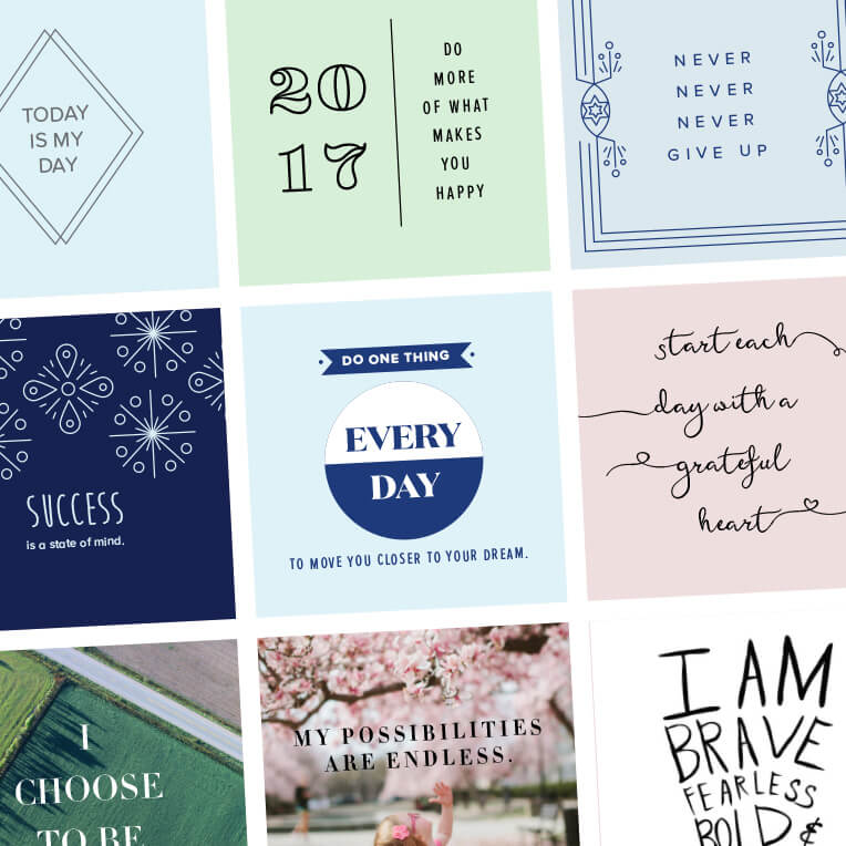 Alpro H.A.P.P.Y. Vision Board zum Download