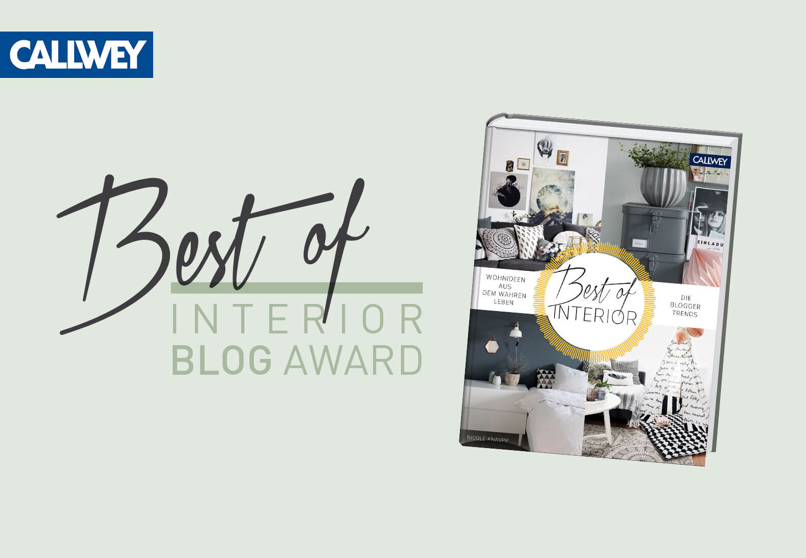 best of interior blog award wohnideen aus dem wahren leben sistermag. Black Bedroom Furniture Sets. Home Design Ideas
