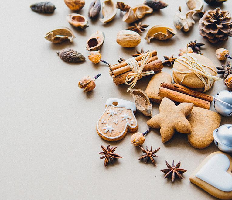 Gewürze der Saison – Unverwechselbare Weihnachtsgewürze