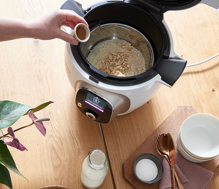 Kochen im Wunderkessel – der KRUPS Cook 4 Me + erklärt