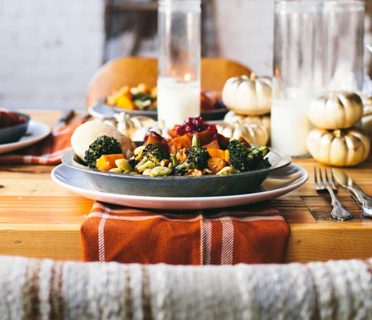 Roast Feature – Rezepte für ein modernes Thanksgiving