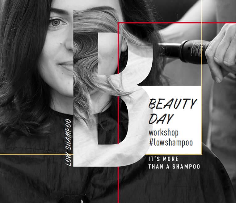 Beauty Day mit L'ORÉAL Low-Shampoo