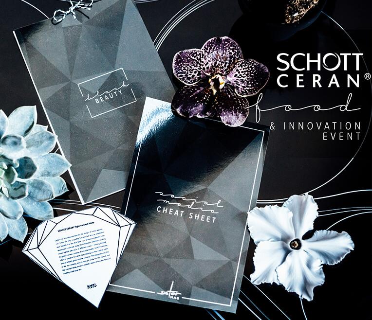 Food & Innovation Event with SCHOTT CERAN®
