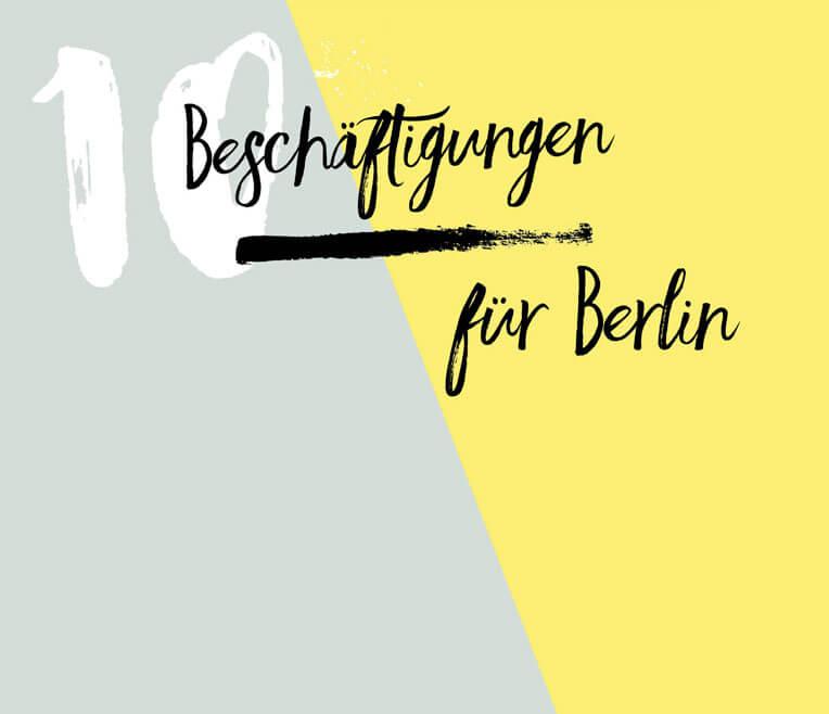 10 Winter-Aktivitäten für Berlin