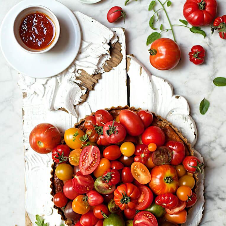 Tolles mit Tomaten