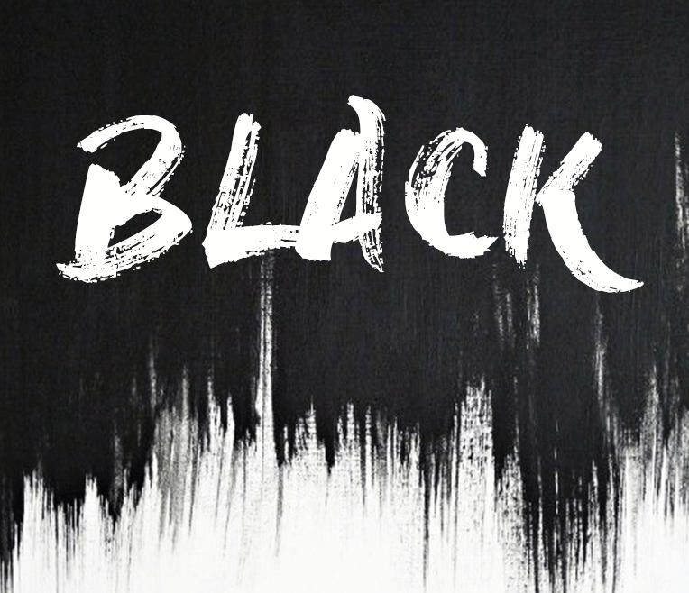 Schwarz ist (m)eine warme Farbe