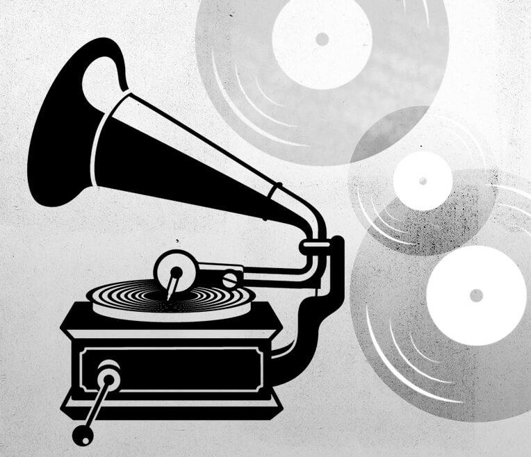 Die Entwicklung der Tonträger