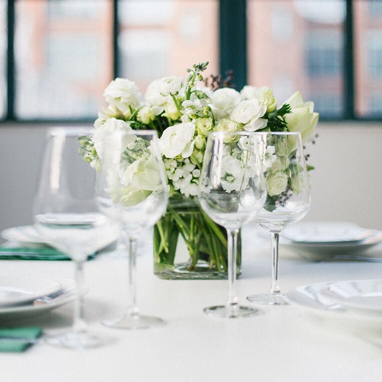 Tutorial: Blumengestecke für jeden Tisch