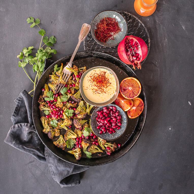 Saffron Recipes