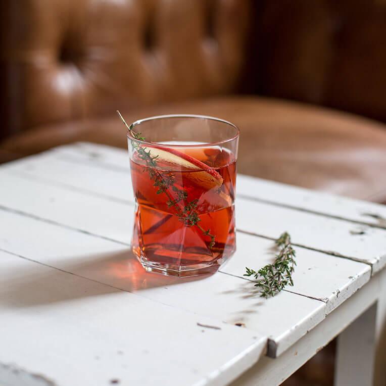 Scharfe Cocktails mit Ingwer
