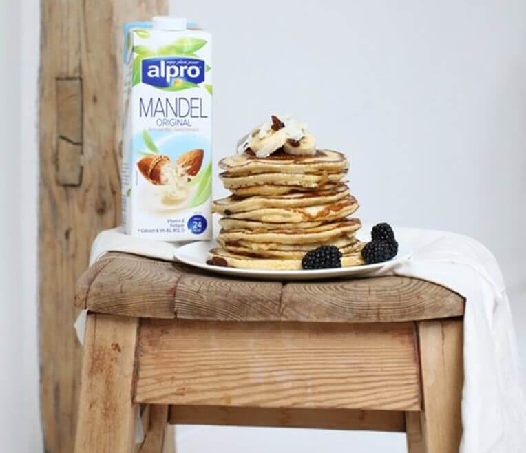Alpro Brunch Recipes