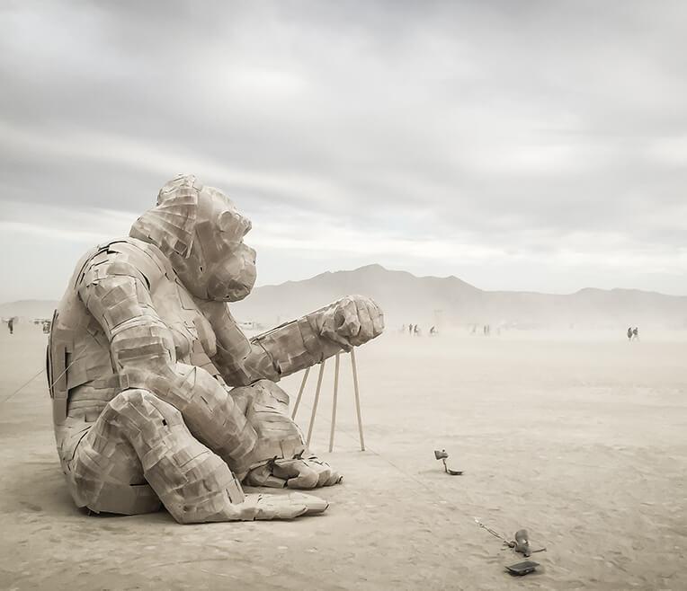 Burning Man ruft dich
