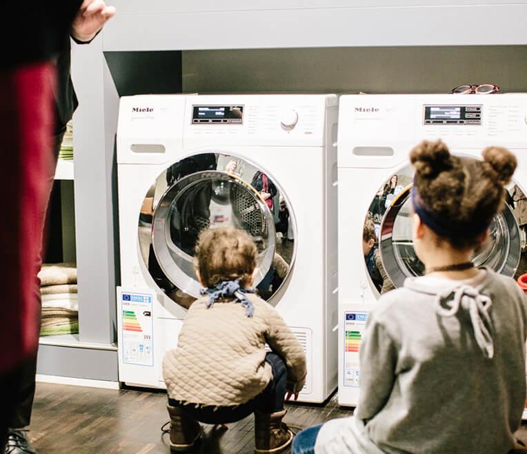 Vom richtigen Waschen: Ein Abend beim Miele Wäschepflege-Workshop