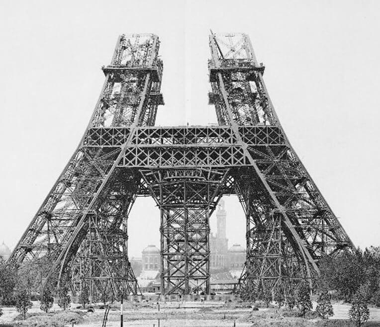 Vom Crystal Palace bis zum Eiffelturm: Eisen als Bauelement