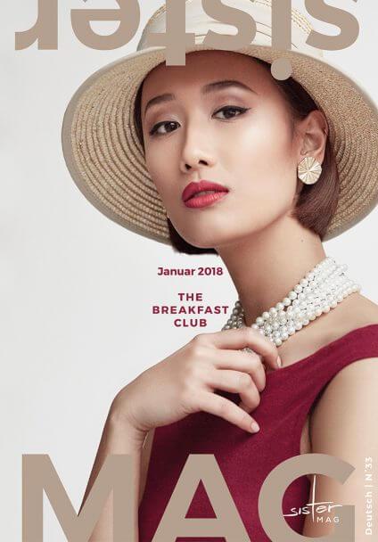 sisterMAG No. 33 / Januar 2018