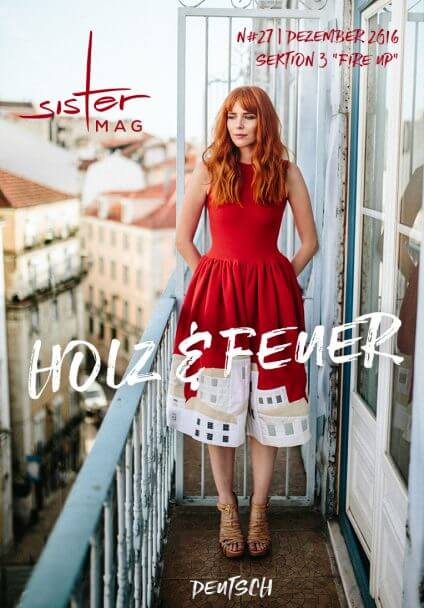 sisterMAG No. 27-3 Fire Up / Dezember 2016
