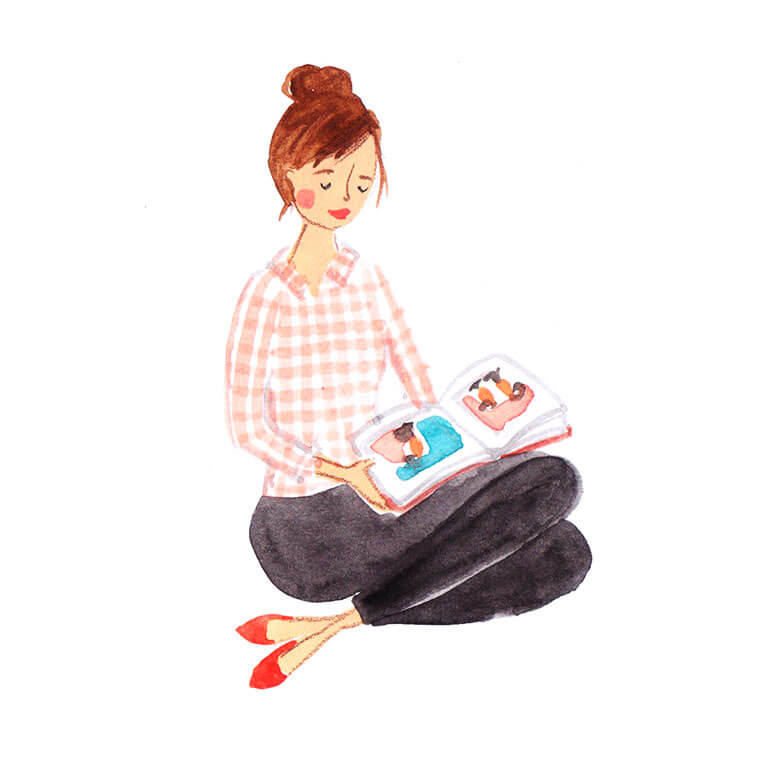Emma Block Illustrationen