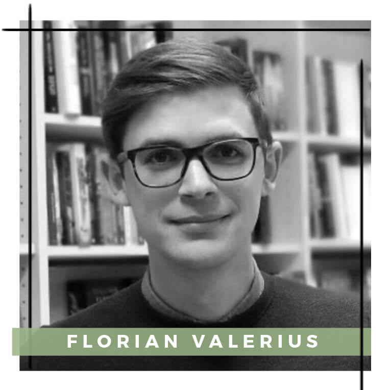 sisterMAG Radio: Podcast Episode 19 mit Buchhändler Florian Valerius