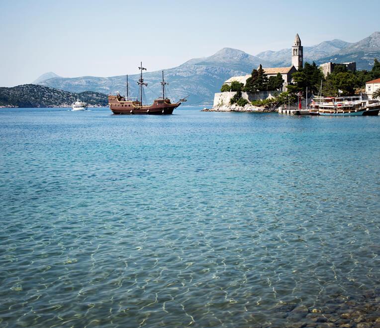 Willkommen in Kroatien
