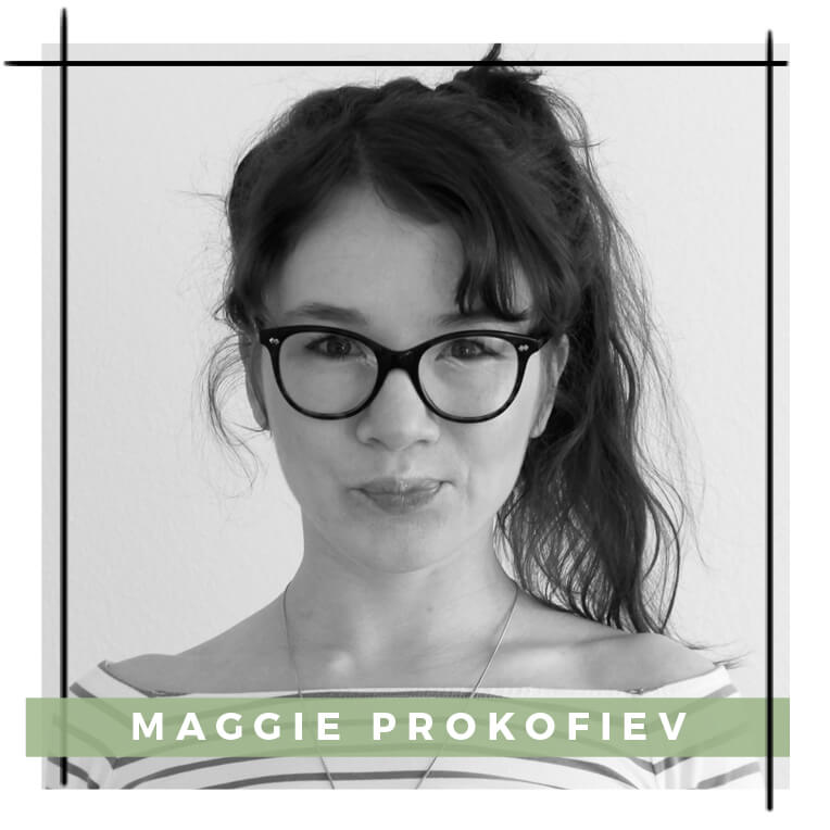 sisterMAG Radio: Podcast Episode 18 mit Gründerin Maggie Prokofiev
