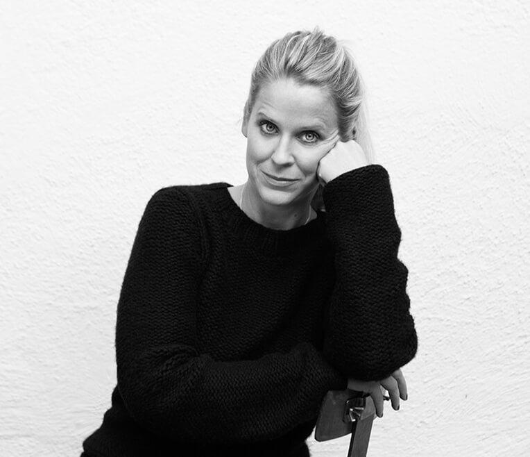 Cashmere Lovers: Designerin Antonia Zander