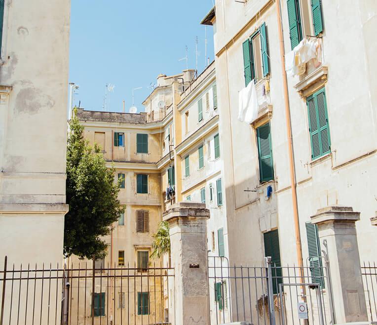 Tag in Rom / Testaccio