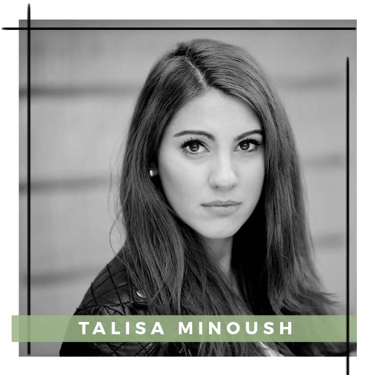 sisterMAG Radio: Podcast Episode 15 mit YouTuberin Talisa Minoush