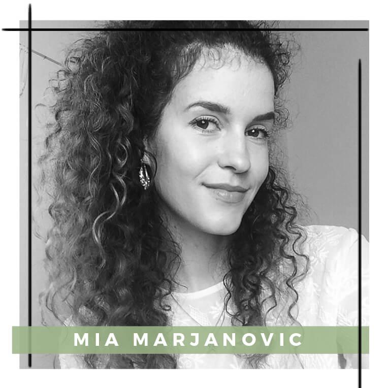 sisterMAG Radio: Podcast Episode 7 mit Bloggerin Mia Marjanovic