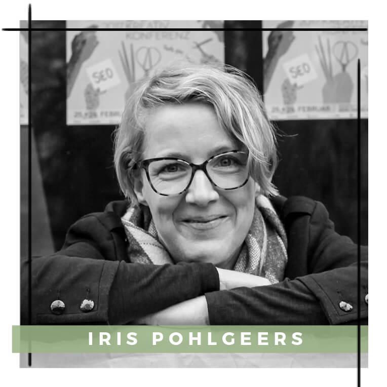 sisterMAG Radio: Podcast Episode 14 mit Gründerin Iris Pohlgeers