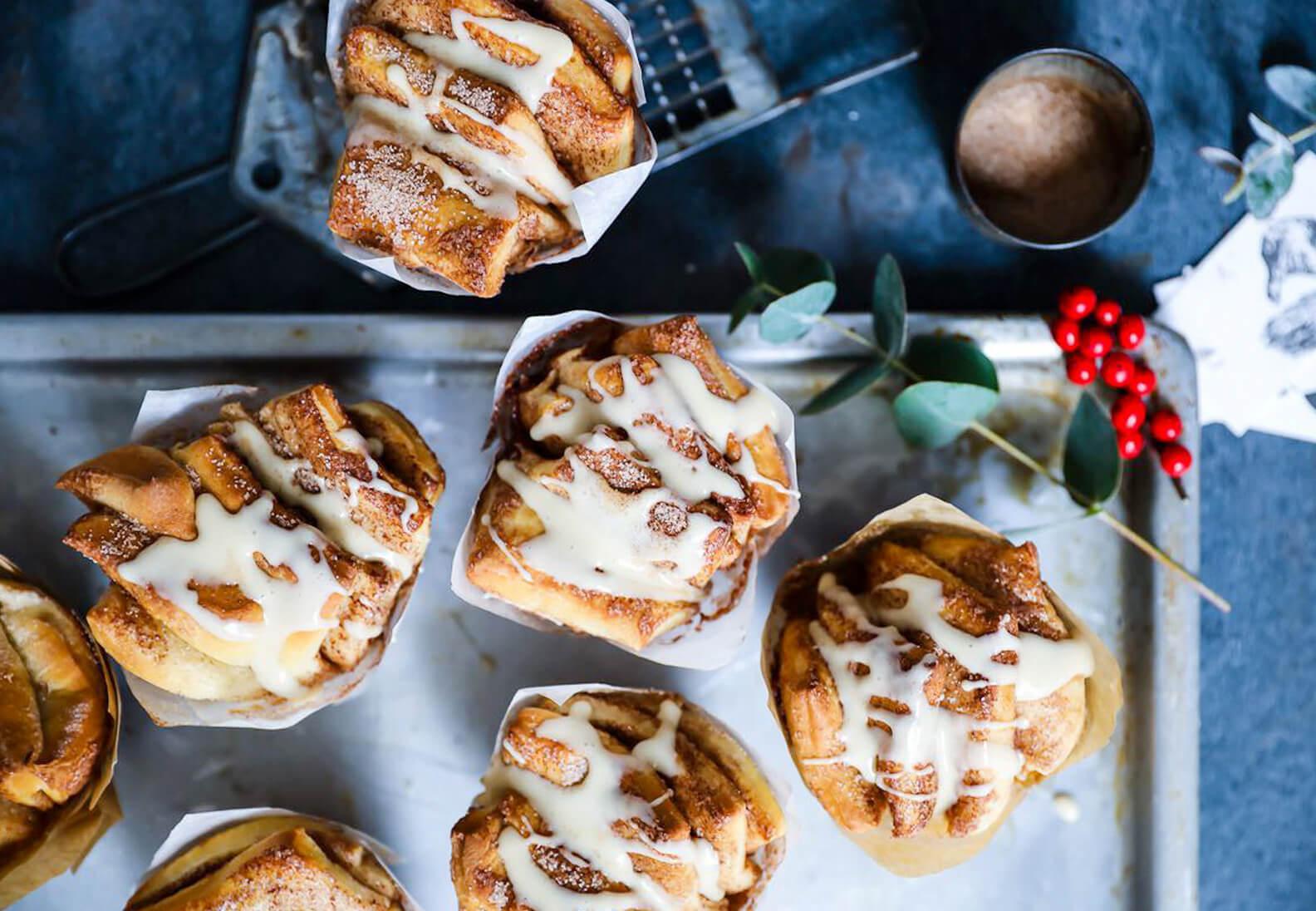 Five easy recipes for the Christmas season