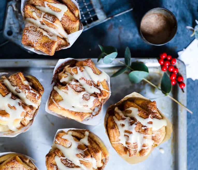 5 einfache Rezepte für die Weihnachtszeit