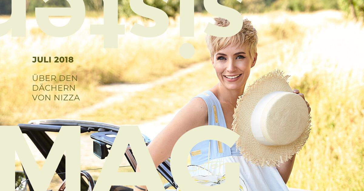 sisterMAG No. 39 / Juli 2018 - sisterMAG
