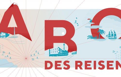 ABC des Reisens. 150 Jahre Kunstbibliothek