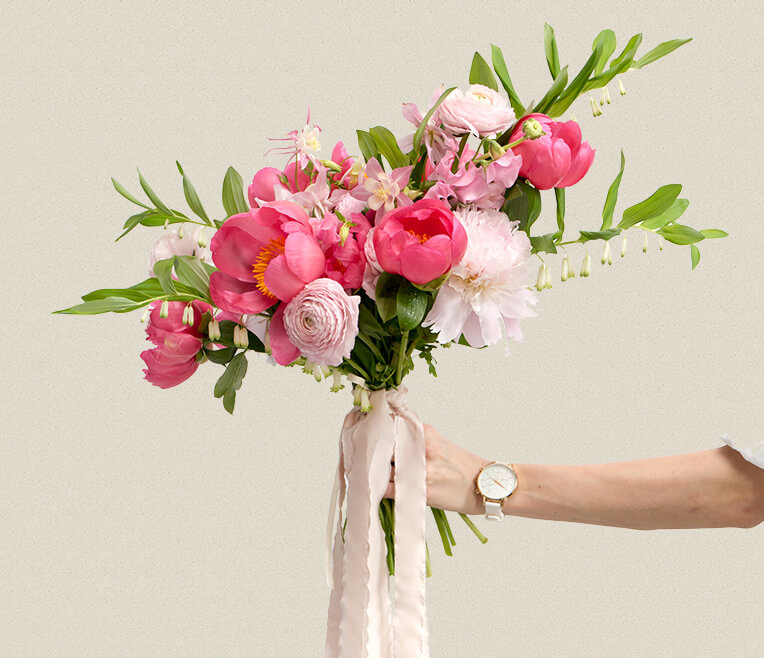 A cultural history of the floral bouquet