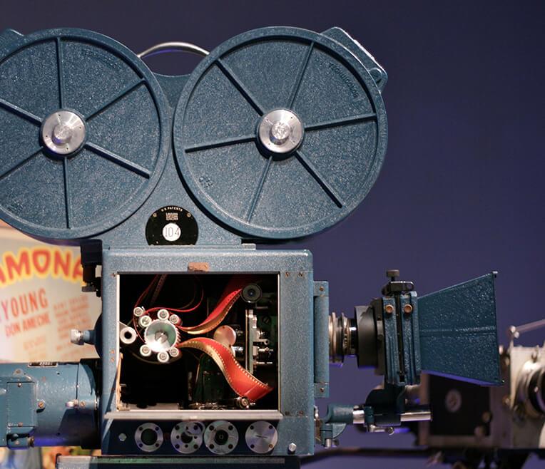 Filmgeschichte – Vom Schwarzweiß Film zum Farbfilm