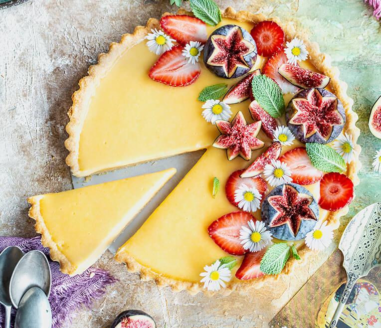 sisterMAG Rezepte: »Aphrodisiac Food« von Olimpia Davies