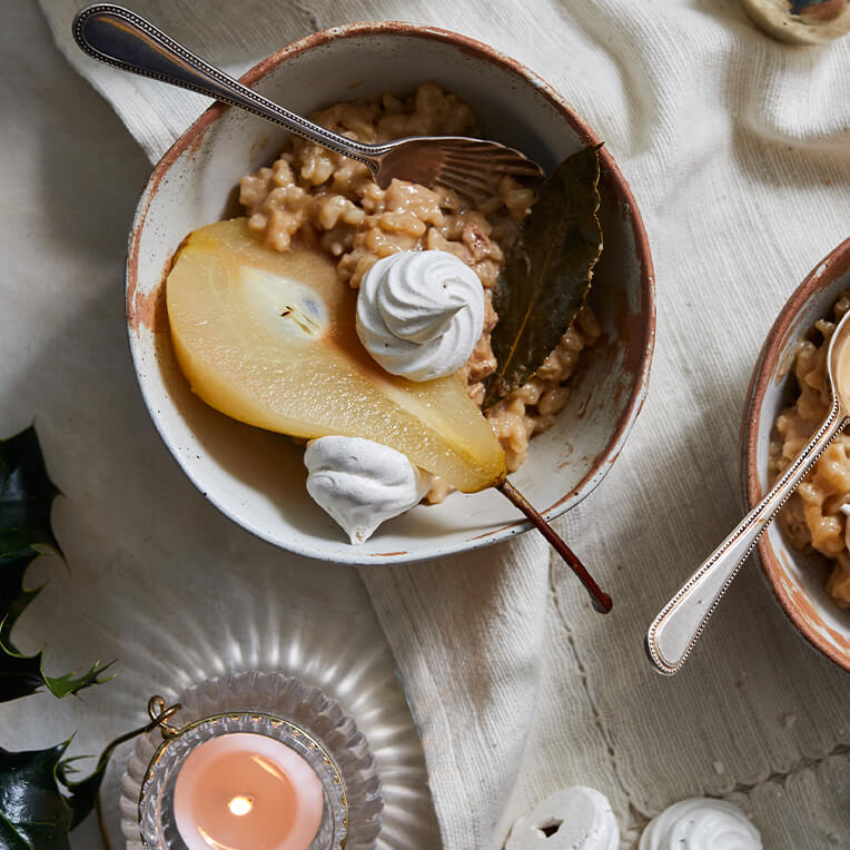 Recipe: »Spiced Rice Pudding«