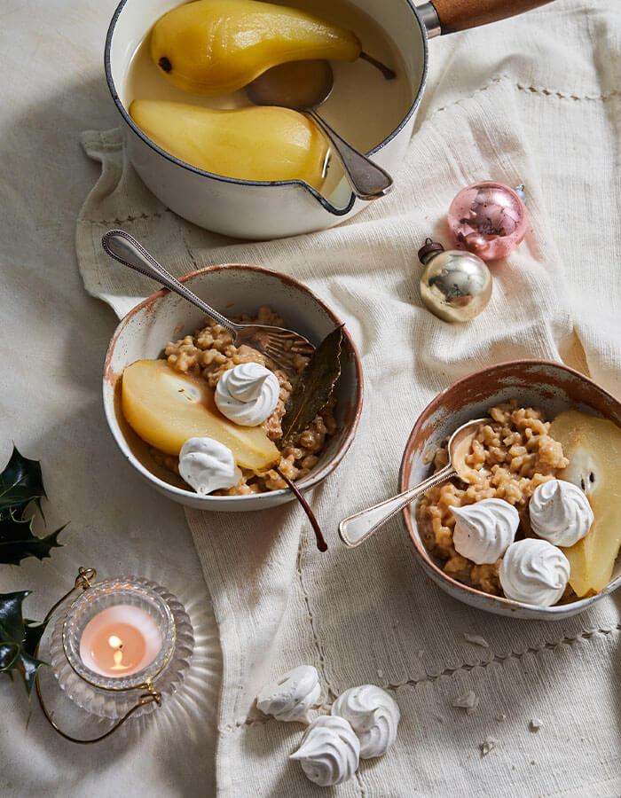 Recipe: »Spiced Rice Pudding«