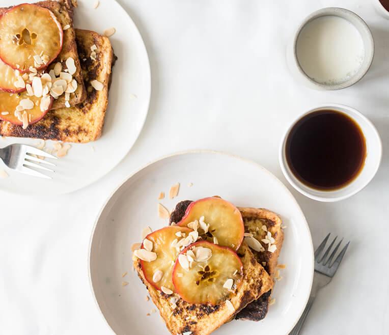 Frühstück rund um die Welt
