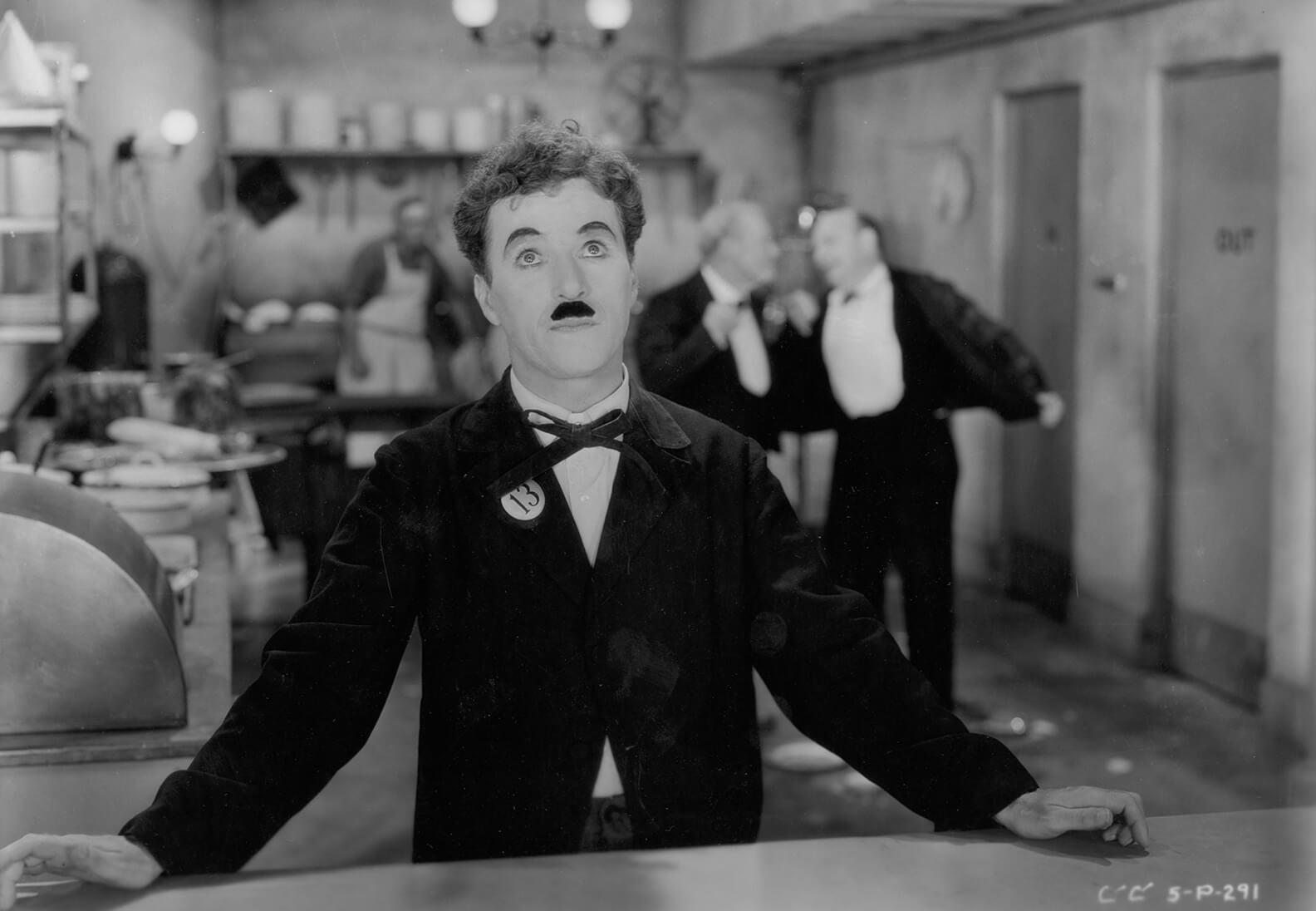 Charlie Chaplin Der Ewige Clown Und Sein Supertool Das