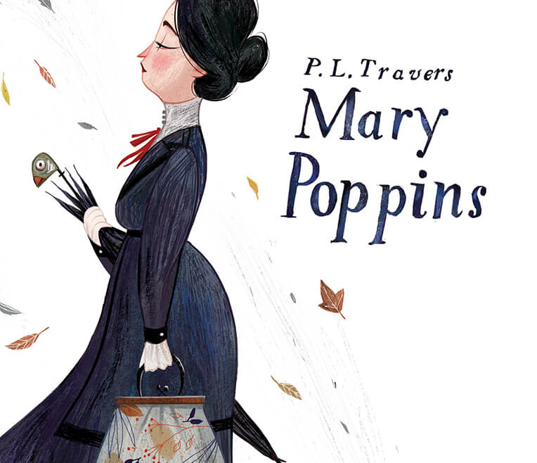 Feature about the movie Mary Poppins