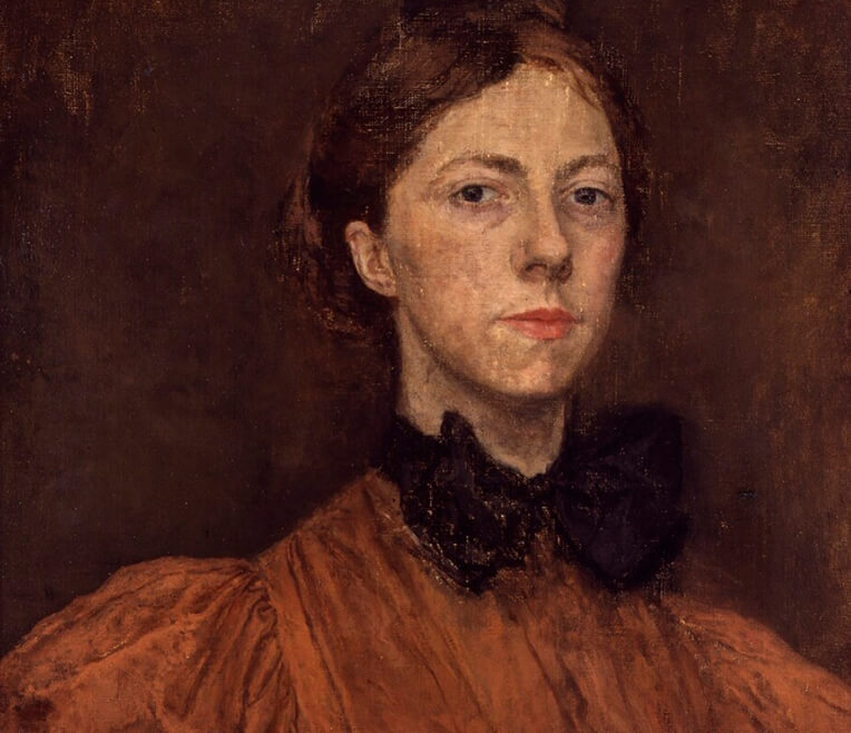 A Muse For Rodin – The Welsh Painter Gwen John