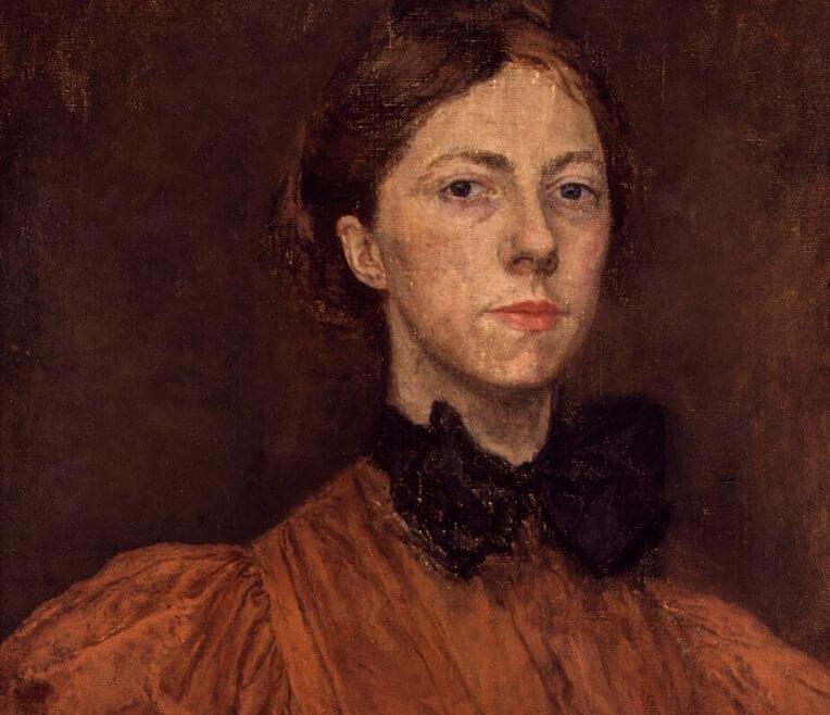 Die Muse für Rodin – Gwen John