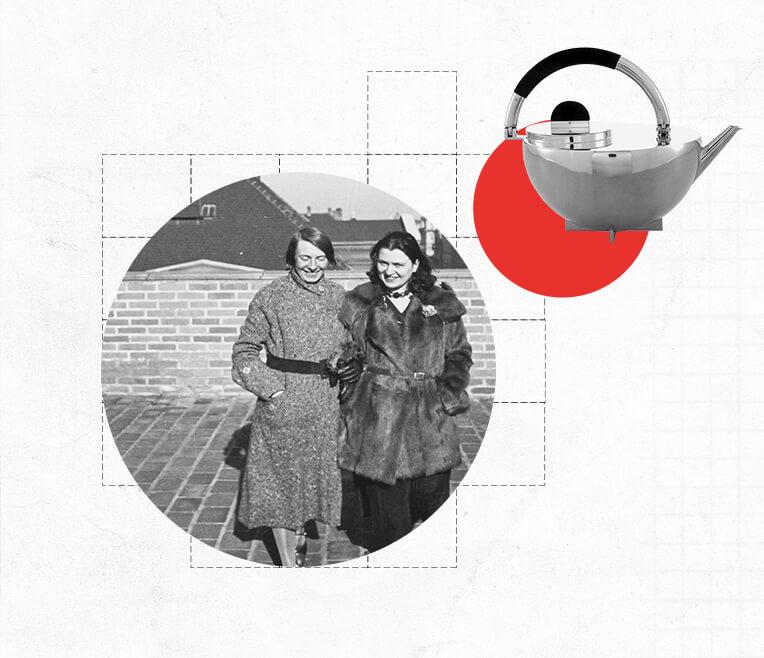 Frauen am Bauhaus – »Die gewebte Moderne«