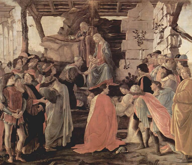 Blasphemy! Religion vs. Renaissance art