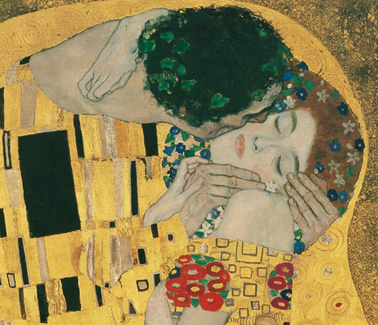 The kiss in art – tracing an intimate gesture
