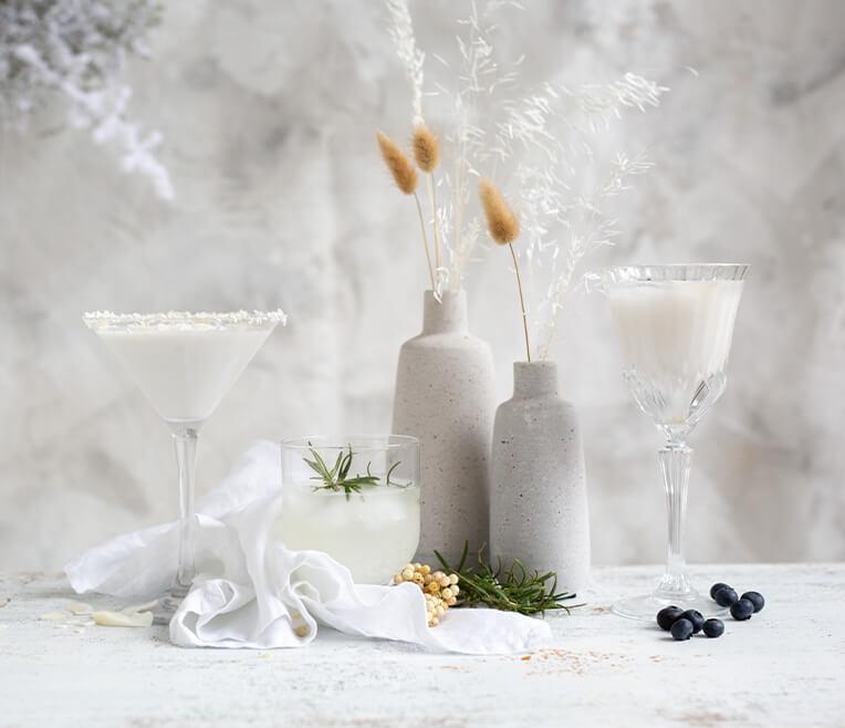 Drink Feature – Weiße Cocktails
